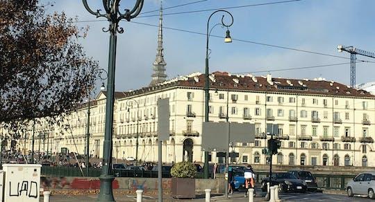 Turin historical walking tour