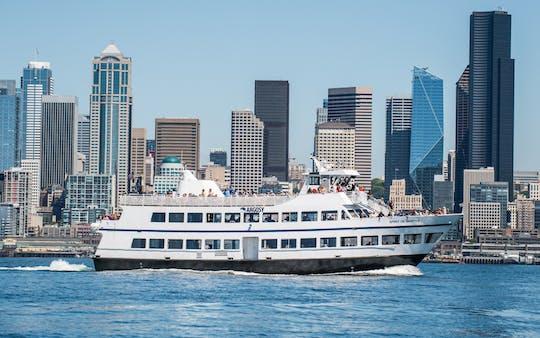 Tour in crociera nel porto di Seattle