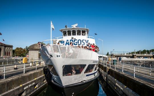 Crociera a Seattle Ballard Locks