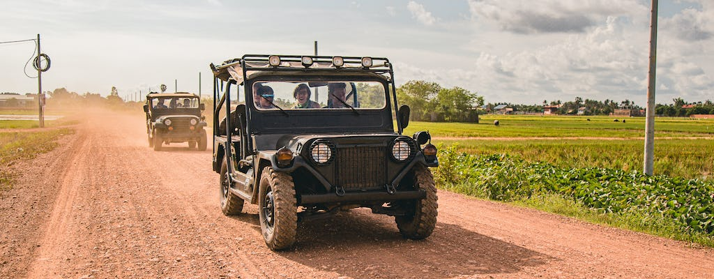 Siem Reap countryside by 4x4