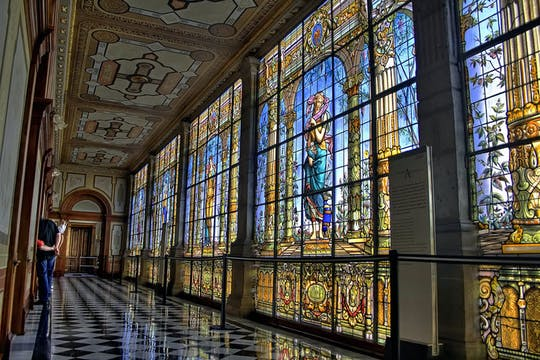 Chapultepec Castle and Anthropology Museum guided tour