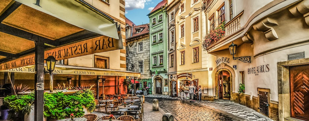 Day trip to Prague with transportation from Wroclaw