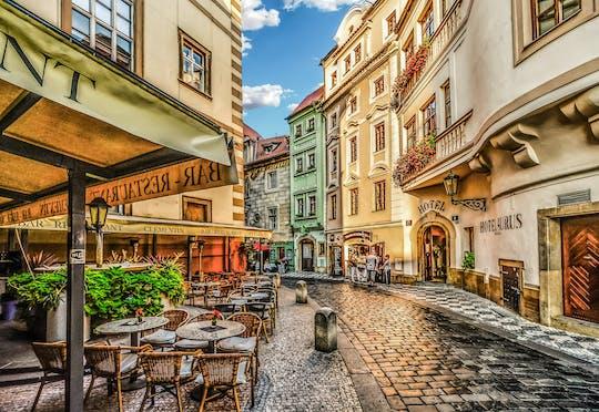 Tour di un giorno a Praga con trasporto da Wroclaw