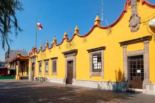 Führung durch Xochimilco und Coyoacán