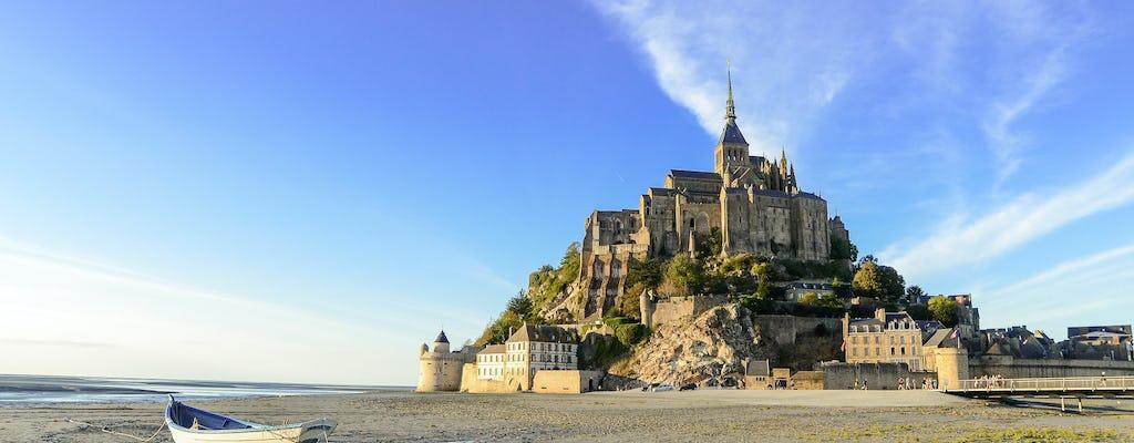 Privétour van een hele dag door Mont Saint-Michel en Cancale vanuit St Malo