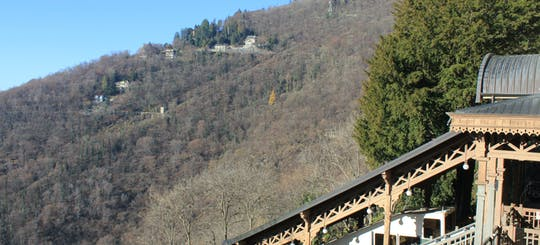 Dalla funicolare al borgo: il Sacro Monte di Varese