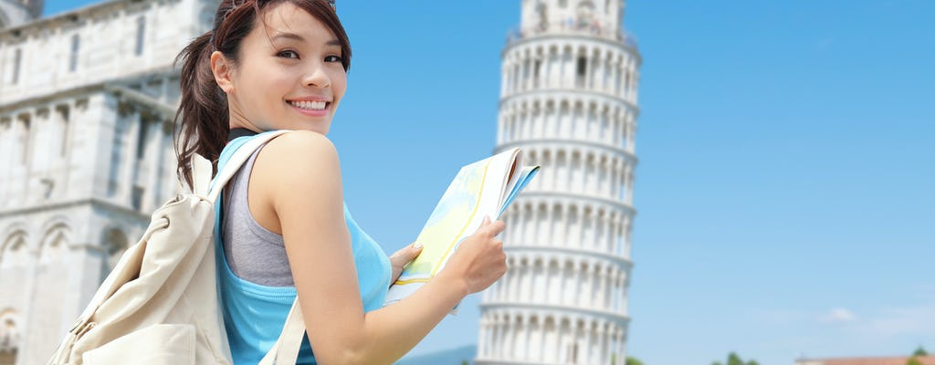 Private half-day trip to Pisa from Florence