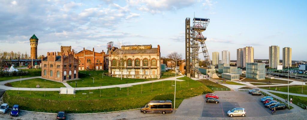 Biglietto per la torre di osservazione di Katowice e tour a piedi delle attrazioni principali