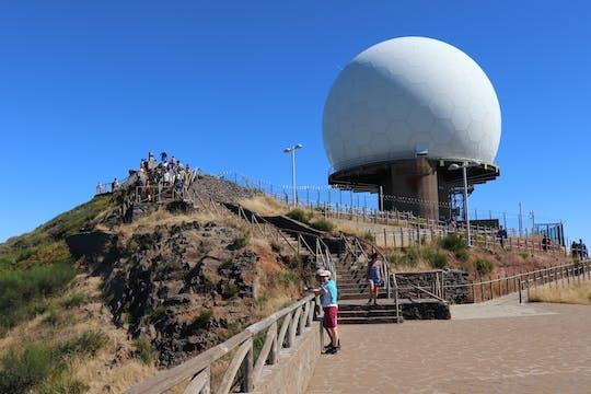 Nun's valley & Pico do Arieiro open roof 4x4 tour