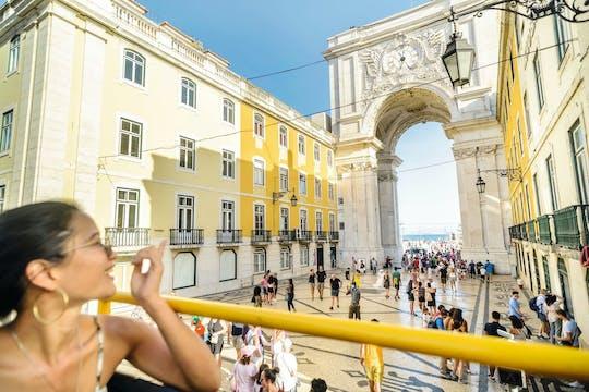 Lisbon City & Shopping Tour