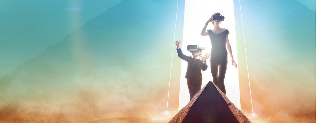 Pyramides, sur les traces de l'Egypte Antique en réalité virtuelle