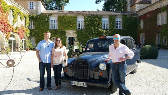 Full-day wine tasting challenge in the Médoc