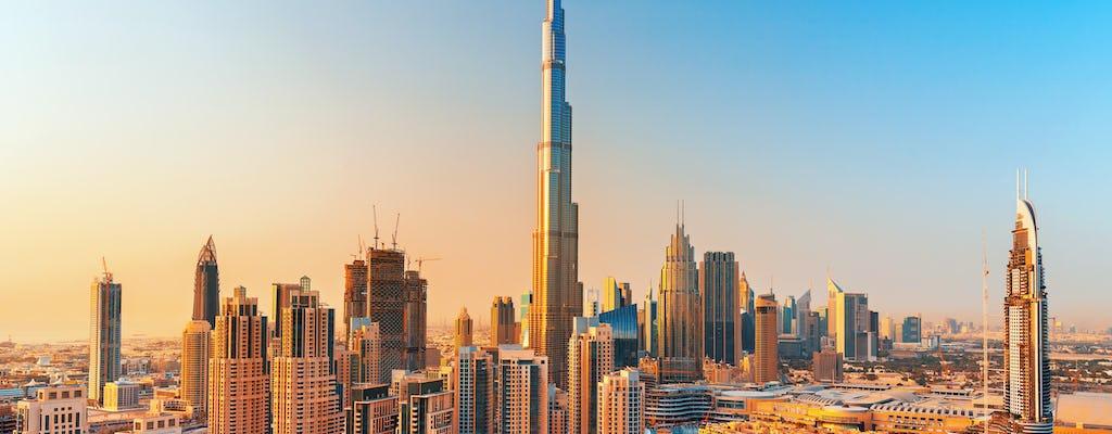 Dubai top 5 tour di un'intera giornata