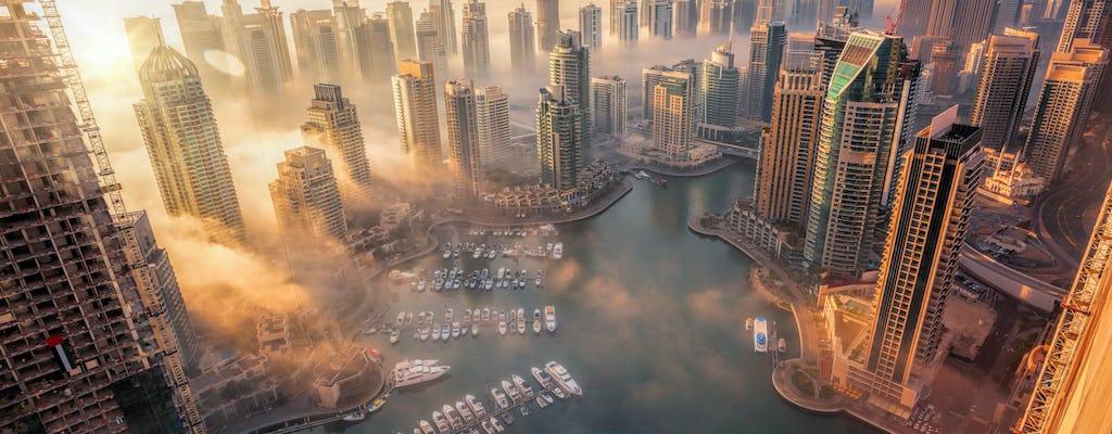 Passeio de dia inteiro ao pôr do sol em Dubai