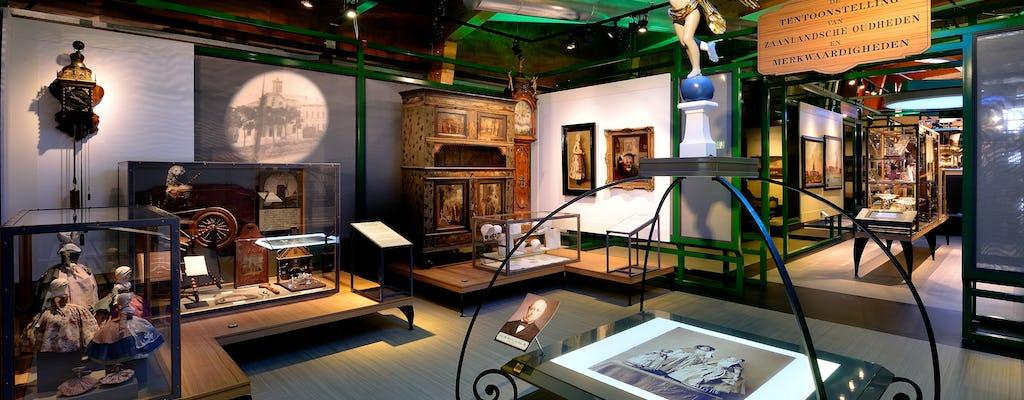 Entrada para o Museu Zaans
