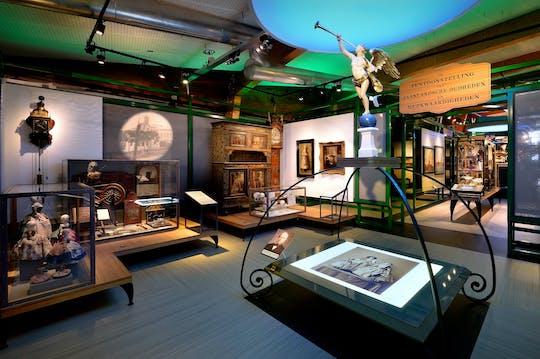Wejście do Muzeum Zaans