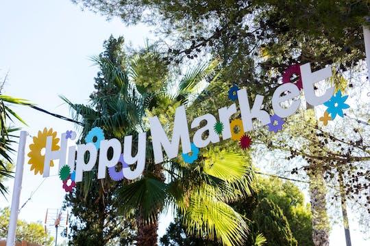 Hippie-Markt Geländewagen-Tour