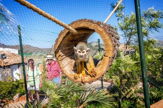 Amazonas Park & Glass-Bottom Boat Tour