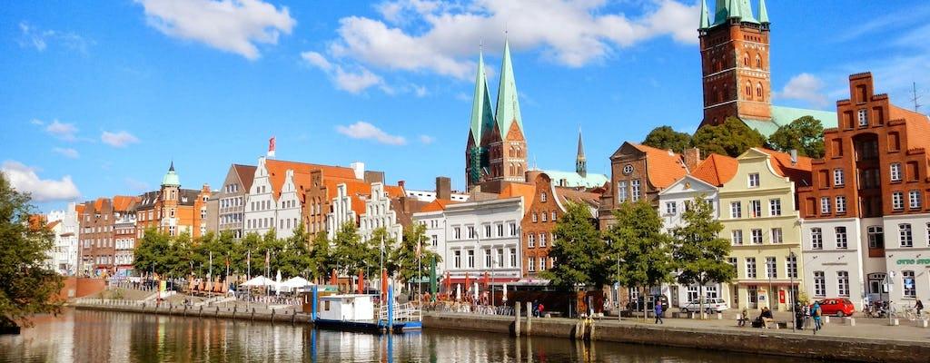 Visita guiada a pé aos destaques de Lübeck