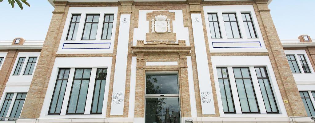 Entradas sin colas al Museo Estatal Ruso de San Petersburgo en Málaga