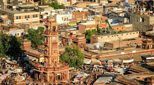 Tour pelos bazares de Jodhpur