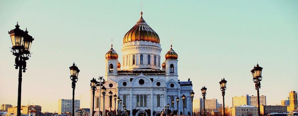 Moscou fora do caminho: tour de áudio autoguiado