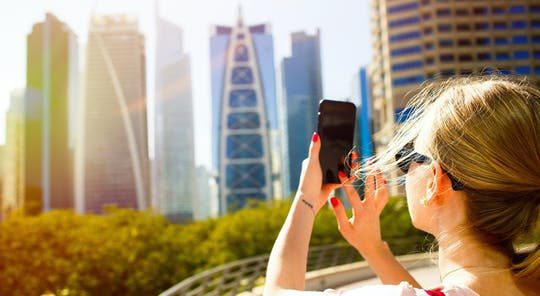 Tour fotografico delle attrazioni di Dubai con un fotografo