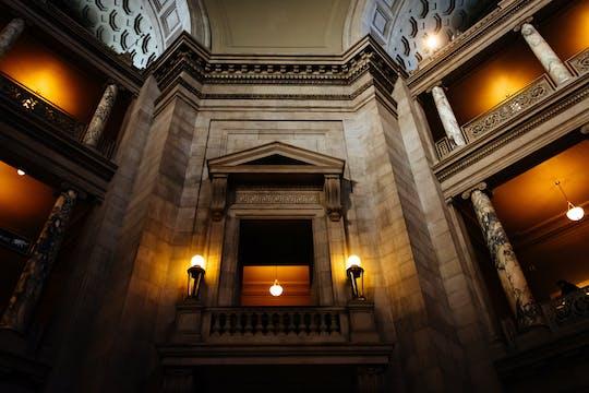 Tour privado do Museu Nacional de História Natural Smithsonian
