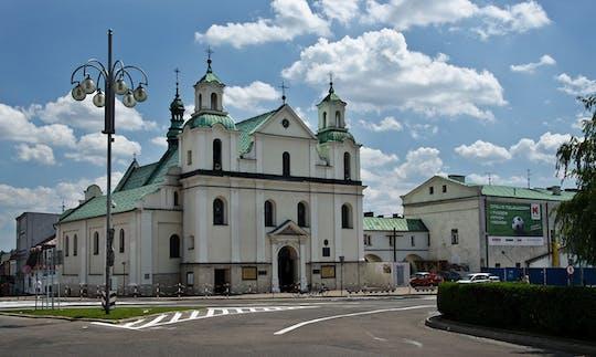 Excursão privada de dia inteiro ao Mosteiro Jasna Gora e Czestochowa