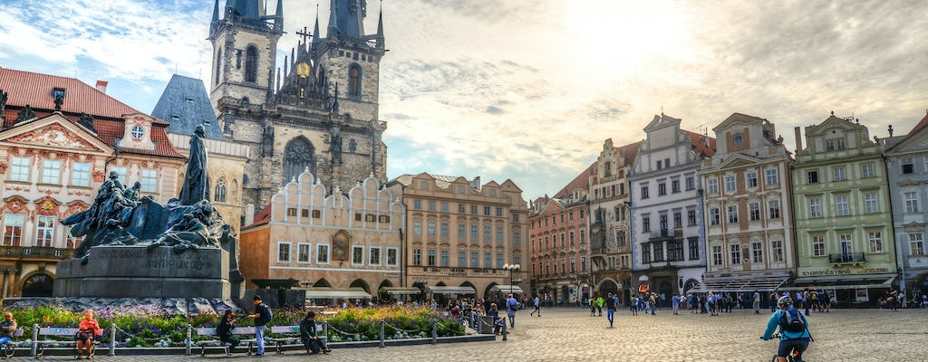 Full-day private tour to Prague from Katowice