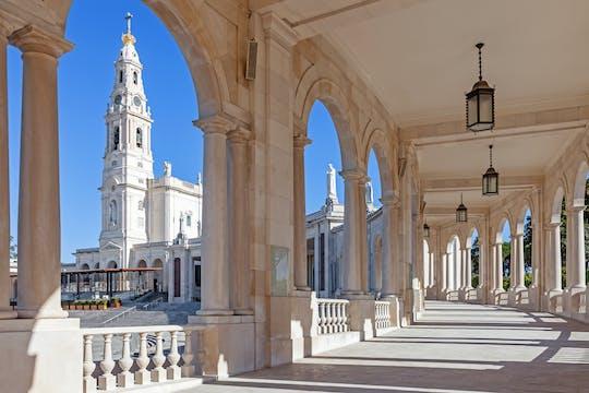 Поездка из Коимбры в Лиссабон с посещением Фатимы