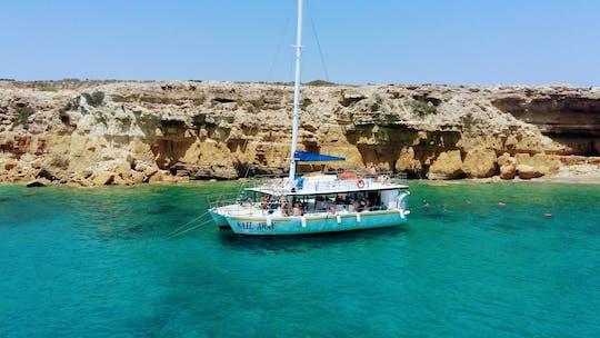 Exclusieve Robinson Club Catamaran Cruise