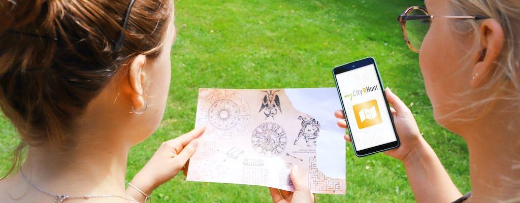 Interactive treasure hunt in Lucerne