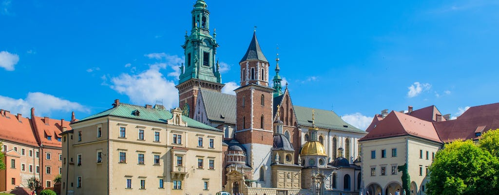 Krakow private guided tour with transportation from Katowice