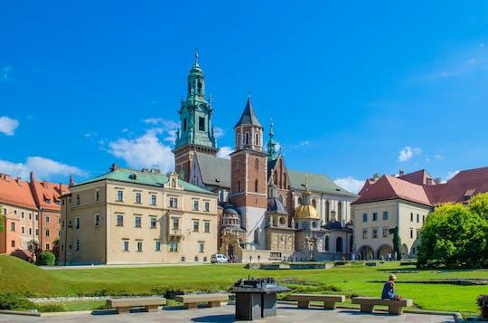 Visita guiada privada a Cracovia con transporte desde Katowice