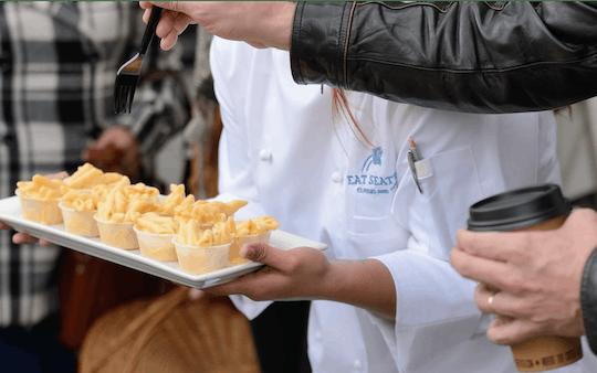 2-часовая экскурсия с шеф-поваром по рынку Пайк-Плейс