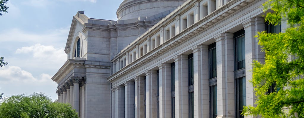 Semi-private tour of the Smithsonian National Museum of American History