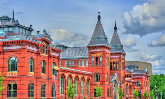 Tour privato dello Smithsonian National Museum of American History