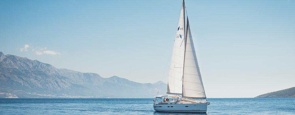 San Nicolò sailboat experience on Lake Garda
