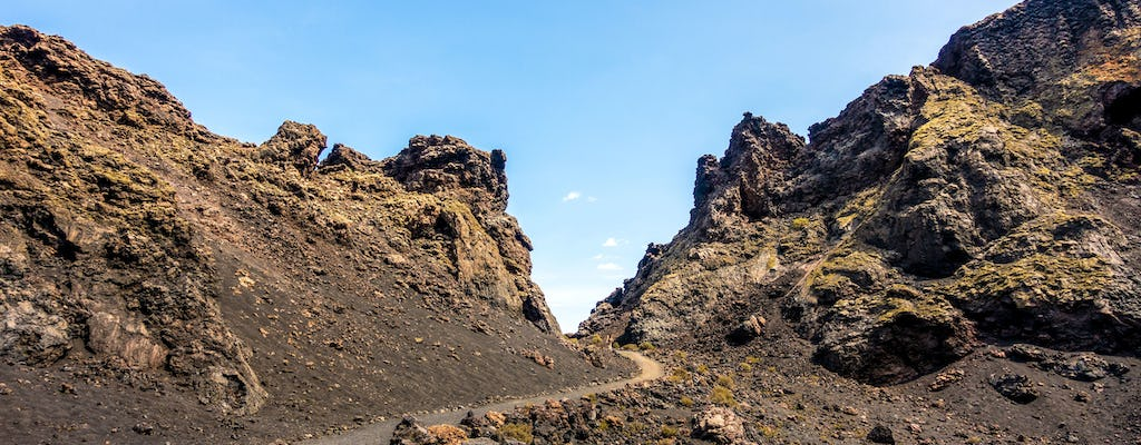Volcano Crater & Wine Tasting Iconic Insiders Tour