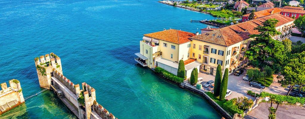 Platinum sailboat experience on Lake Garda