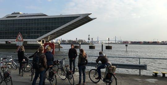 Tour guidato in bici privata Porto di Amburgo