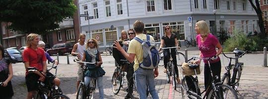 Tour privato e guidato in bicicletta nel quartiere Blankenese di Amburgo