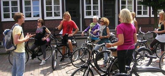 Tour privato in bicicletta guidato nel quartiere di Wilhelmsburg ad Amburgo