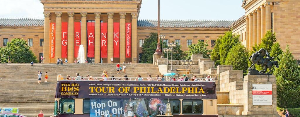 Big Bus Tour of Philadelphia