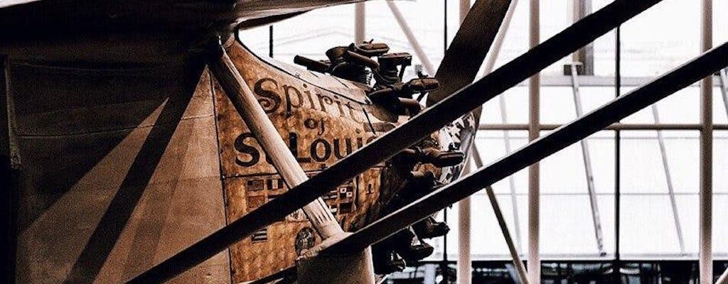 Tour semiprivado del Museo Nacional del Aire y el Espacio del Smithsonian
