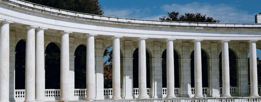 Visita a pie semiprivada del cementerio nacional de Arlington