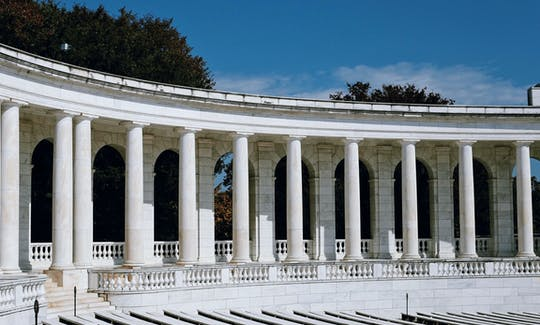 Semi-private walking tour of the Arlington National Cemetery