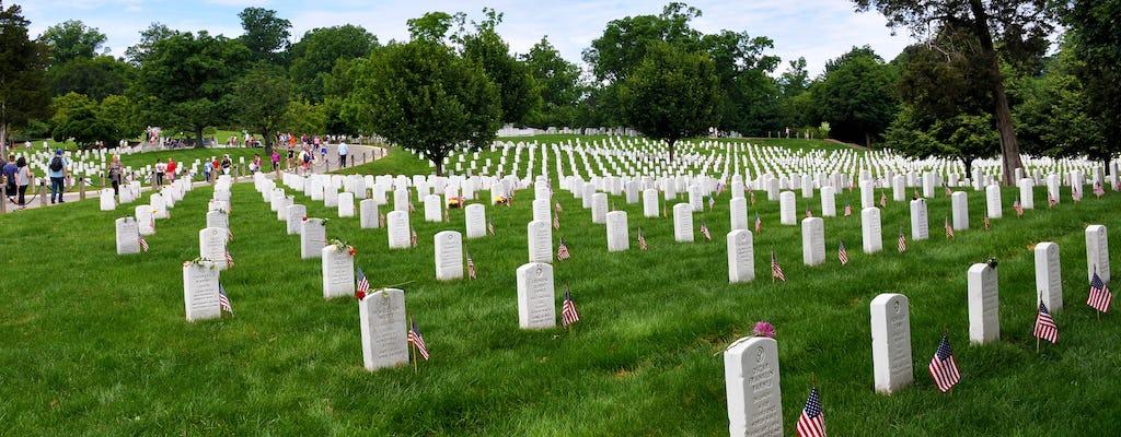 Visite privée à pied du cimetière national d'Arlington