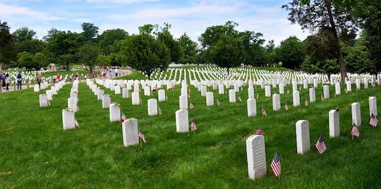 Privater Rundgang durch den Arlington National Cemetery